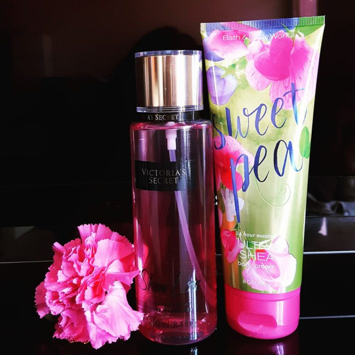 giveaway concurs Mihaela Gurau blog Vicctorias Secret Bath Body