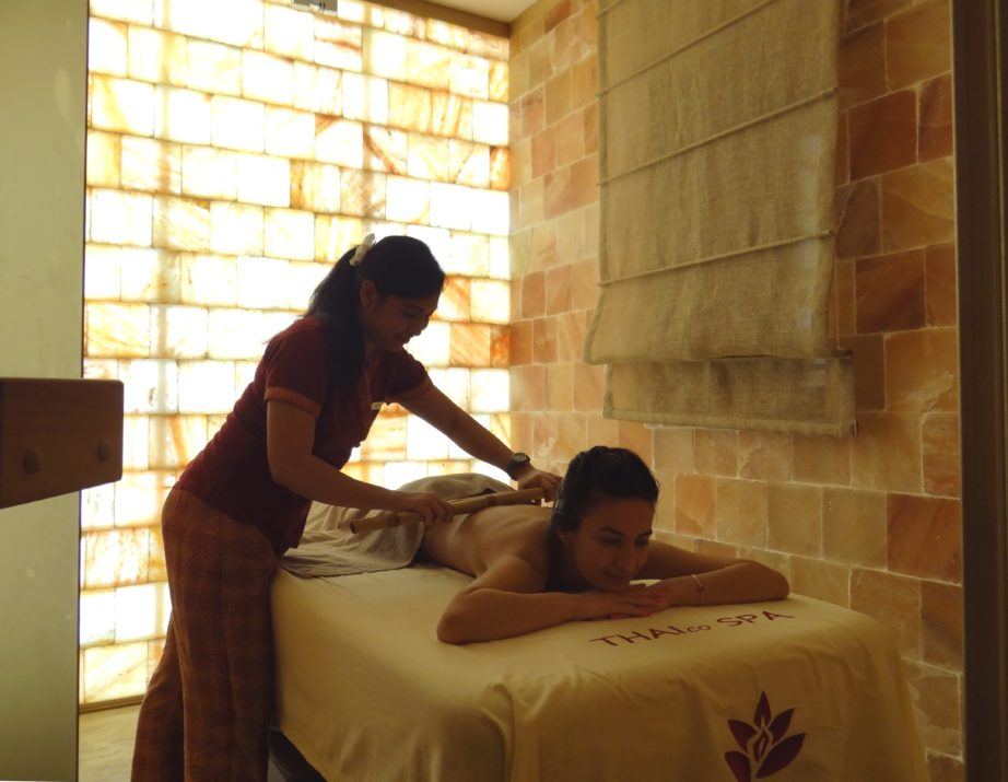 April is Cellulite thai spa anti cellulite massage