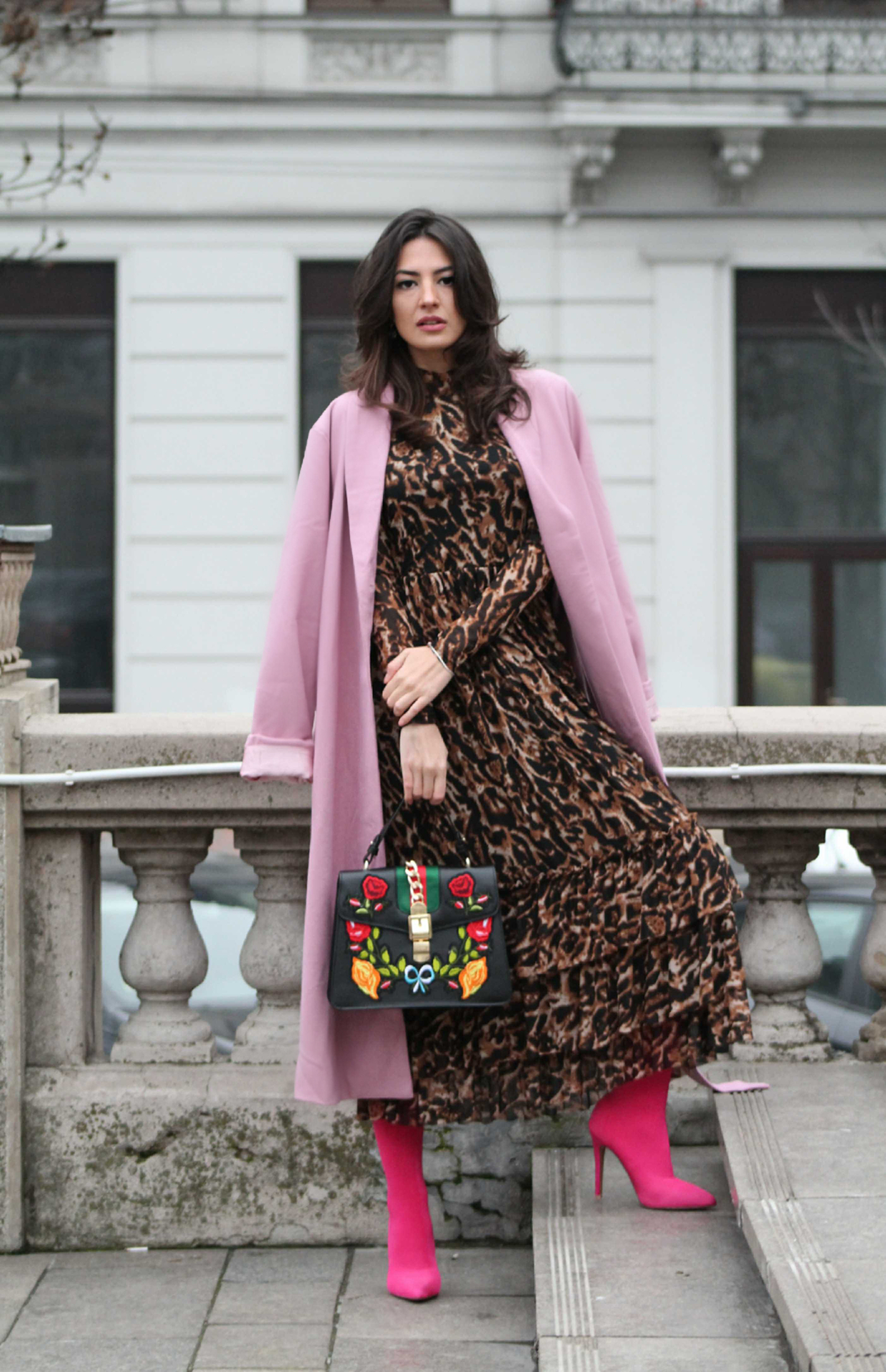 Mihaela Gurau Outfit Post OOTD Fashion Blog Street Style
