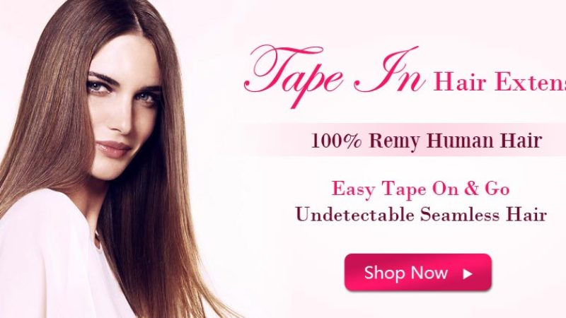 Avoid Unnecessary Situation With Real Hair Extensions