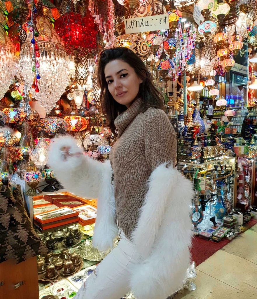 mihaela gurau Istanbul Turkey Guide Travel grand bazaar