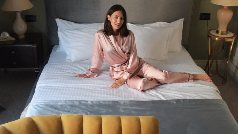 Surround yourself by the luxury of SILK with THX Silk