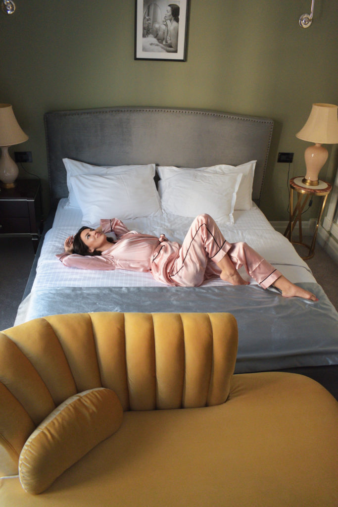 THXSILK Silk Sleep Wear Precious Luxurious Finest Fabric Mihaela Gurau Relax