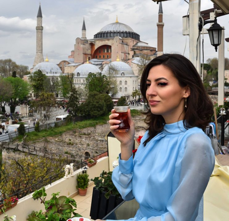 Mihaela Gurau Istanbul guide Travel Turkey